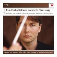 サロネン・コンダクツ・ストラヴィンスキー(7CD)