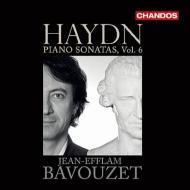 バヴゼのハイドンのピアノ・ソナタ全集第6弾