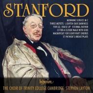 名門カレッジ聖歌隊がスタンフォードの宗教合唱作品を歌う