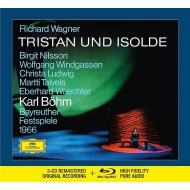 ベーム&バイロイトの『トリスタンとイゾルデ』全曲(3CD+ブルーレイ・...