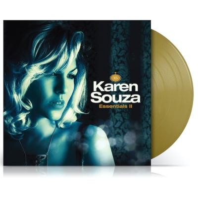 アルゼンチンの歌姫、カレン・ソウサのEssentials 2がアナログ...