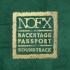 NOFX、「BACKSTAGE PASSPORT」のサウンドトラック!