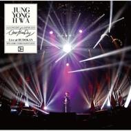 ジョン・ヨンファ ライブ映像とライブCDが同時リリース!