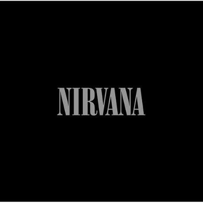 ニルヴァーナのベストが2枚組LPにてリリース!