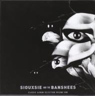 スージー・アンド・ザ・バンシーズの初期アルバムセット