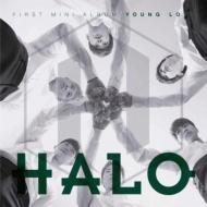 HALO 1stミニアルバム『YOUNG LOVE』をリリース