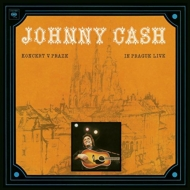 ジョニー・キャッシュ、1983年プラハ・ライブCD化