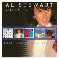 アル・スチュワート、5CDボックス第二弾