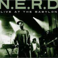 N.E.R.D ライヴ音源がCD化