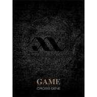 CROSS GENE 3rdミニアルバム『GAME』