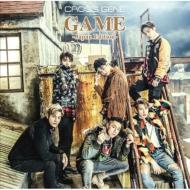 CROSS GENEミニアルバム『GAME』のJapan Editio...