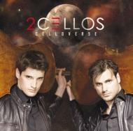 2CELLOS 初CD化ライヴ音源入り来日記念盤