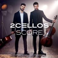 2CELLOS 2年ぶりニューアルバムは『スコア』