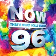 最新ヒット曲満載2CDコンピレーション『NOW 96』
