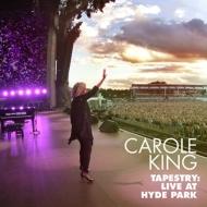 キャロル・キング「つづれおり」全曲再現ライヴがCD&DVD化