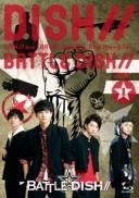 『BATTLE☆DISH// VOL.1』Blu-ray