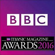 BBC Music Magazine Awards 2016