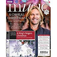 クリスマス特価 BBCミュージック・マガジン 最新号(本+CD)