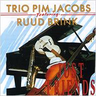 【HMV&BOOKS限定復刻】 ピム・ヤコブス・トリオ&ルード・ブリンク共演盤『Just Friends』