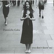 【特価】オーストラリアの美女シンガー ダニエル・ガハ激レア盤『You Don't Know Me』