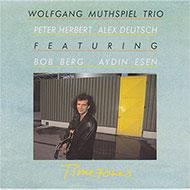 【HMV&BOOKS限定復刻】ウォルフガング・ムースピール『Timezones』