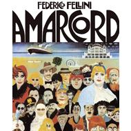 【初ブルーレイ化】『フェリーニのアマルコルド』4K修復版 Blu-ray・DVD 11月2日発売