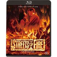 初Blu-ray化、1984年ロック映画『ストリート・オブ・ファイヤー』