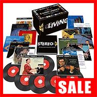 【在庫特価】リヴィング・ステレオ・ボックス第3弾(60CD)