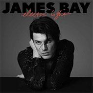 国内盤には全19曲収録 ジェイムス・ベイ 3年ぶりニューアルバム『Electric Light』