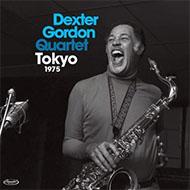 【発売中】デクスター・ゴードン1975年10月の初来日公演が初CD化
