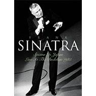 没後20周年 フランク・シナトラ1985年4月日本武道館公演をDVD+2CDにパッケージ