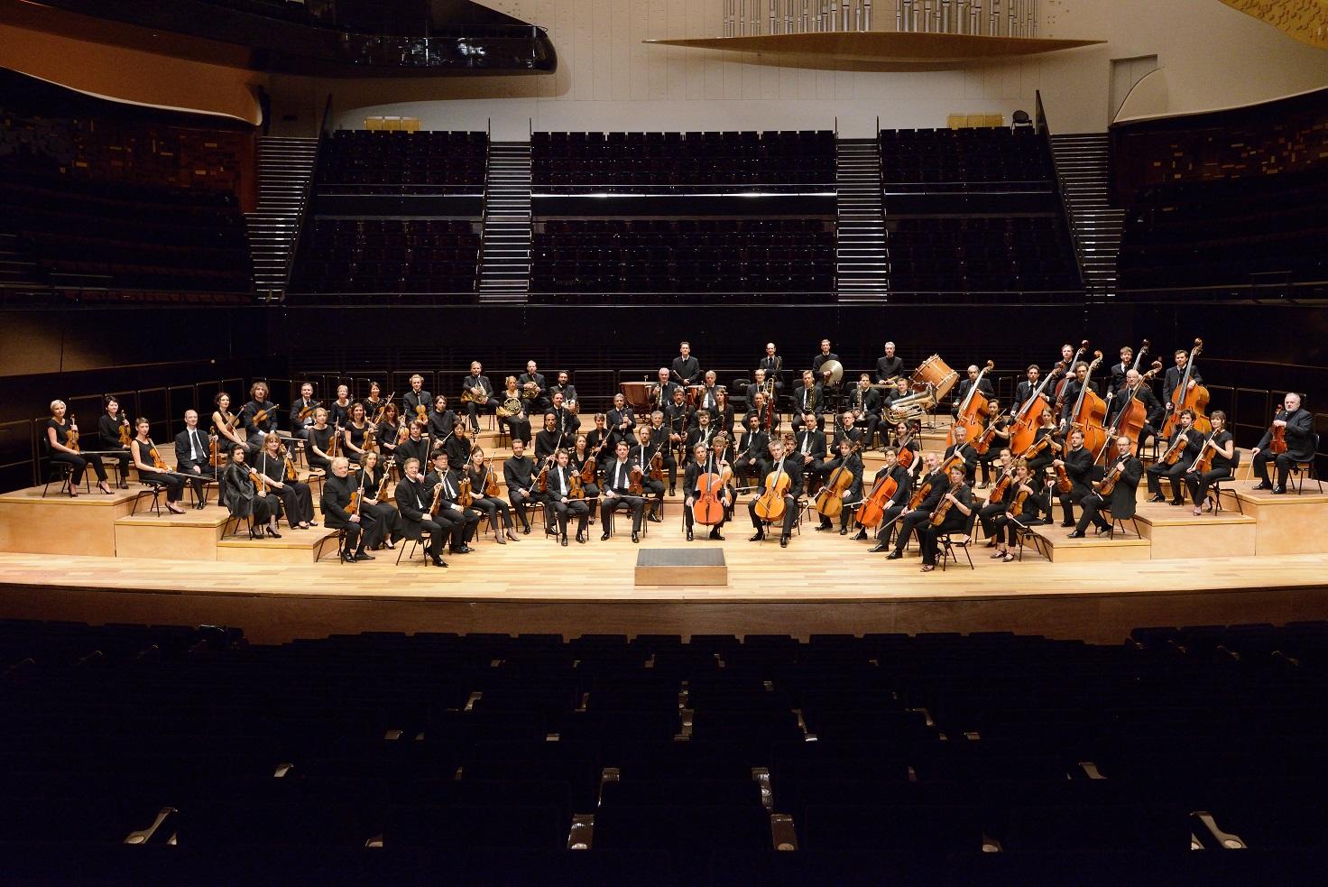 パリ管弦楽団