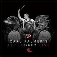 EL&Pの名ドラマー カール・パーマー2014年&2016年ライヴをCD+DVDにパッケージ