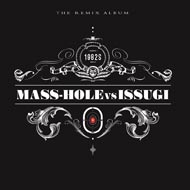 MASS-HOLE vs ISSUGIの幻の作品『1982s (The Remix Album)』が3LPで再発