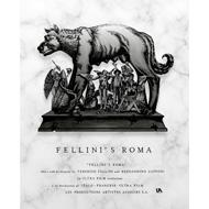 【初ブルーレイ化】『フェリーニのローマ 2K修復版』Blu-ray 8月24日発売