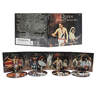 【売れてます】伝説の「ロック・イン・リオ」公演など クイーン歴代名ライヴ音源を4CDにパッケージ