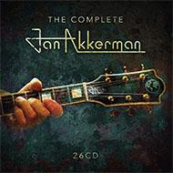 デビュー50周年 オランダの名ギタリスト ヤン・アッカーマン26枚組ボックスセット