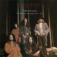 グリフォン 4枚のオリジナルアルバムを最新リマスタリングで2CDにパッケージ