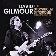 デヴィッド・ギルモア初のソロツアーから1984年4月ストックホルム公演を2CDに収録