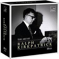 ラルフ・カークパトリックの芸術(25CD)