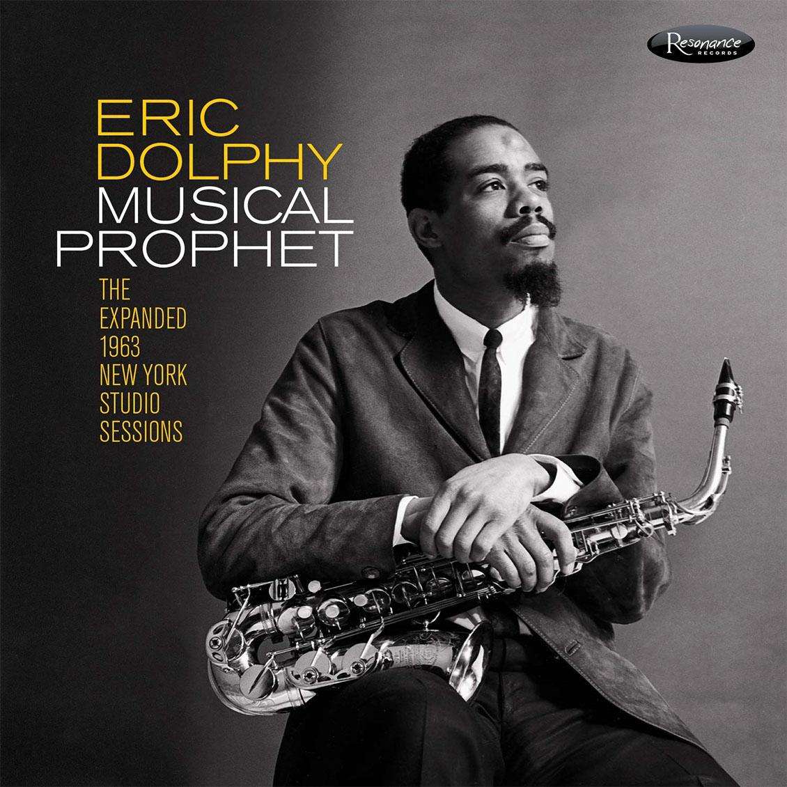 エリック・ドルフィー Musical Prophet: The Expanded 1963 New York Studio Sessions