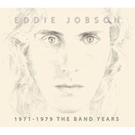 エディ・ジョブソン 1971〜79年の参加楽曲を2CDにコンパイル