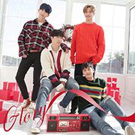 【HMV限定特典】U-KISS 8枚目のオリジナルアルバム『Glory』
