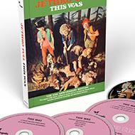 ジェスロ・タルのデビュー作『This Was』がニューステレオミックス+レア音源をフィーチャーした50周年スペシャル盤で登場