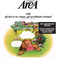 AREA 『1978』40周年記念盤!