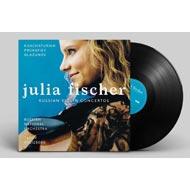 【LP】ユリア・フィッシャーの衝撃のデビュー盤が遂にLPで登場