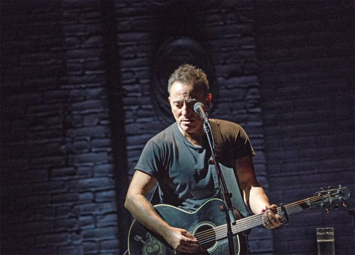 ブルース・スプリングスティーン Springsteen On Broadway