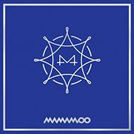 MAMAMOO 8thミニアルバム『BLUE; S』