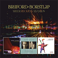 ブラッフォード&ボルストラップ 全デュオ作品3CD+DVDセット