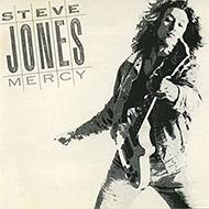 元ピストルズのスティーヴ・ジョーンズ 初ソロ『Mercy』 30年ぶりCD復刻